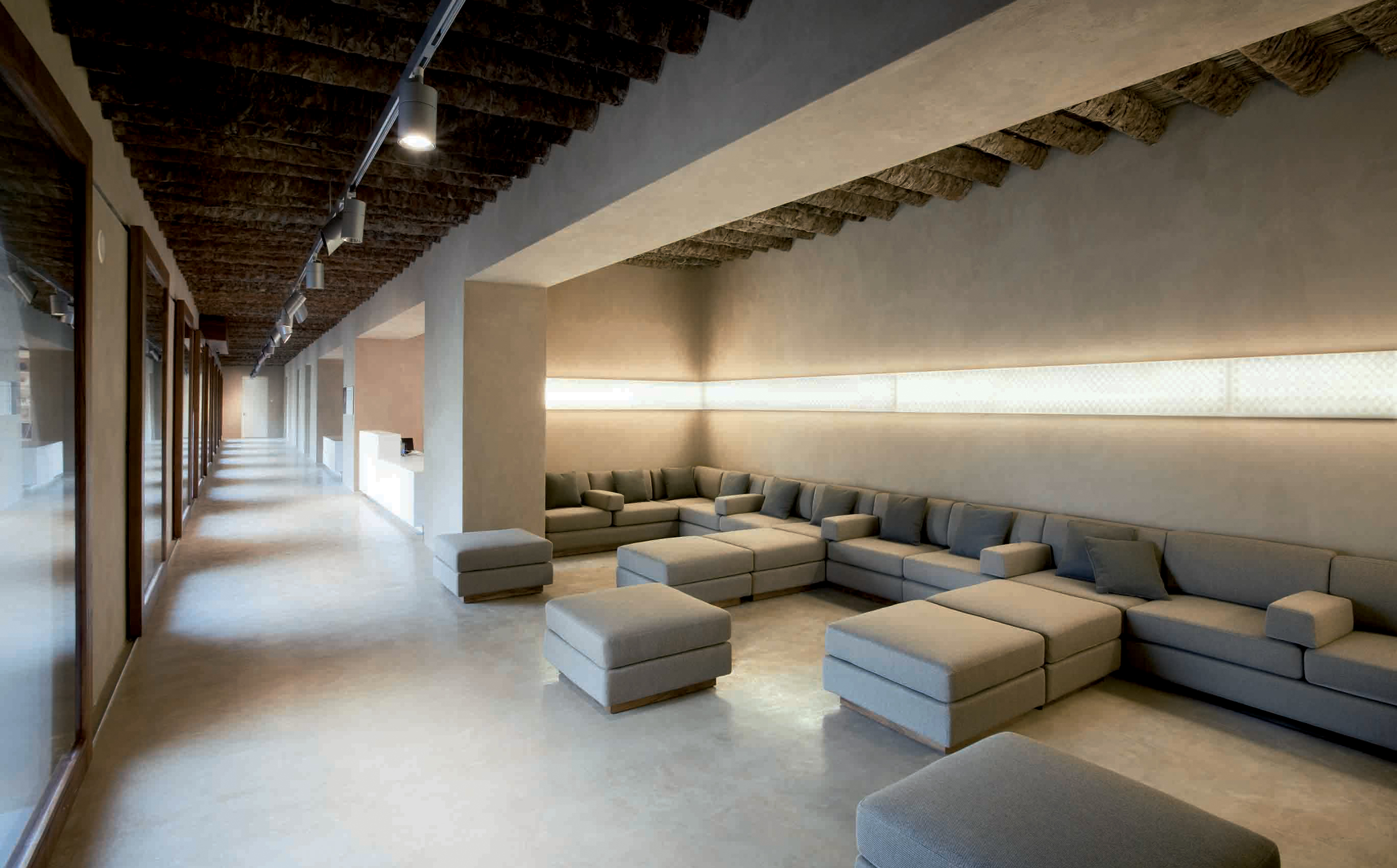 LAUREATE INTERIOR LAYOUT & DESIGN // Renovation of the Al Jahili Fort |  TERRA Award
